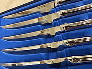 Набор ножей 6 шт ZEPTER (Цептер) оригинал, нержавеющая сталь, Швейцария, фото 3