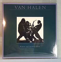CD диск Van Halen - Women and Children First