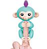 Обезьянка интерактивная на палец Happy Monkey Fingerlings, фото 2
