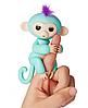 Обезьянка интерактивная на палец Happy Monkey Fingerlings, фото 3