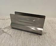 Салфетница ZEPTER (Цептер) оригинал, нержавеющая сталь, Швейцария, фото 3