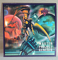 CD диск Target - Master Project Genesis