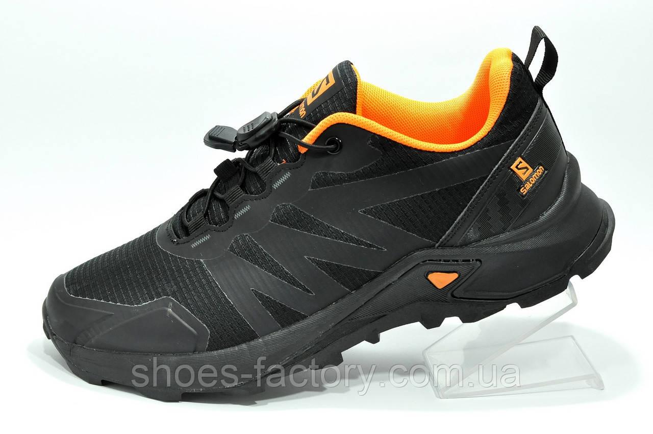 Мужские кроссовки Salomon Supercross GTX Black
