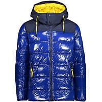 Куртка пуховик CMP Man Jacket Fix Hood 30K2817-N928