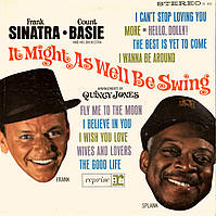 CD диск Frank Sinatra-Count Basie - It Might As Well Be Swing