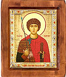 "Икона под старину ""Византикос"" (16,5х19,5см), фото 2"