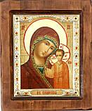 "Икона под старину ""Византикос"" (16,5х19,5см), фото 4"