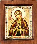 "Икона под старину ""Византикос"" (16,5х19,5см), фото 9"