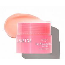 Laneige Lip Sleeping Mask Berry Miniature Миниатюра ночной маски для губ   3г