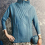 """Книга по вязанию """"Нора Гоан. 40 избранных моделей, неподвластных времени"""", фото 4"""