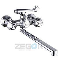 Смеситель для ванны Zegor DML-A836
