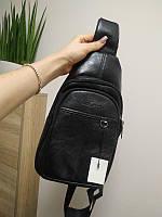 Мужская сумка на грудь, мини-рюкзак, фото 1
