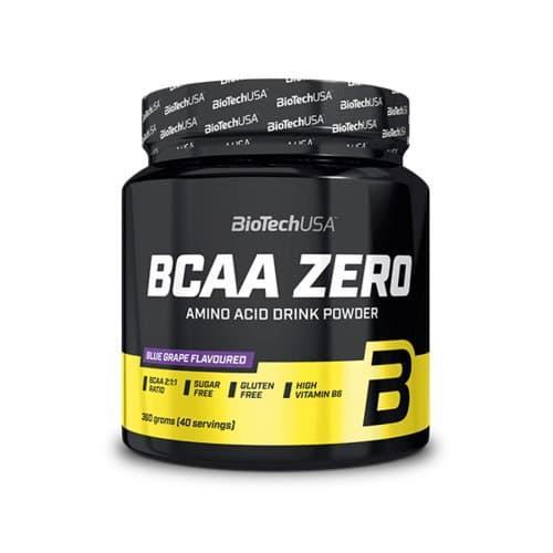БЦАА Biotech BCAA Zero (360 г) биотеч зеро orange