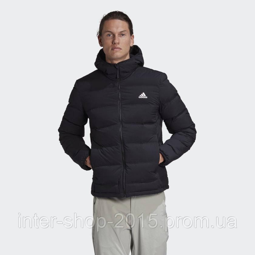Куртка adidas Helionic Hooded Jacket