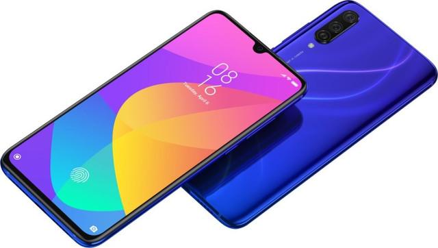 Смартфон Xiaomi Mi 9 Lite