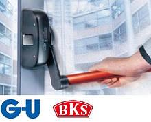 Дверні ручки Антипаніка G-U (Німеччина)