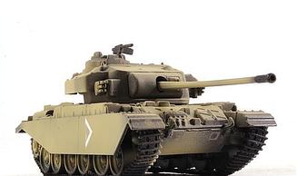 Танки Світу. Колекція Спецвипуск №5, Centurion Mk.V | колекційна Модель в масштабі 1:72 | Арсенал-Колекція