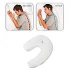 Ергономічна ортопедична подушка для сну Side Sleeper Pro з отвір для вуха (Сайд Сліпер Про), фото 4