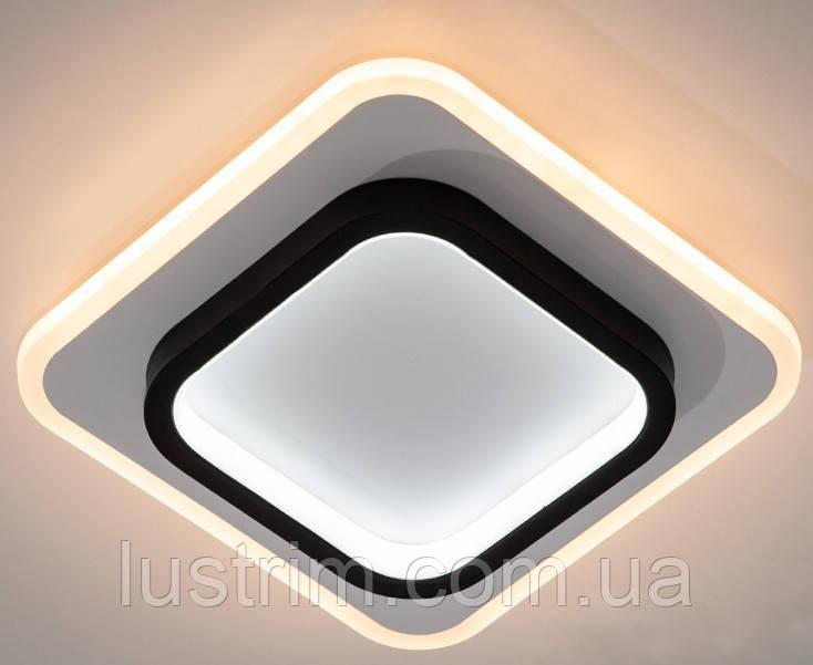 Светодиодный светильник настенно-потолочный 34W