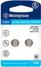 Батарейки Werstinghouse LR54