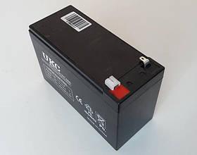 Акумулятор Батарея 12В 7.2 Ач для Мотоциклів, Скутерів Мопедів