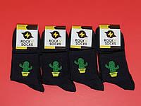 Носки с приколами демисезонные Rock'n'socks 444-28 Украина one size (37-44р) НМД-0510490