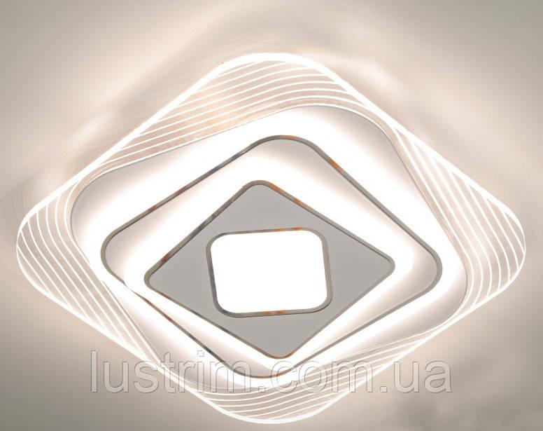 Светодиодный светильник настенно-потолочный 55W