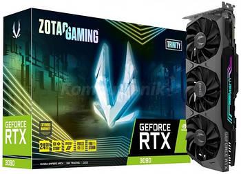 відеокарта ZOTAC GeForce RTX 3090 Trinity 24GB