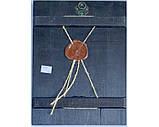 Икона на дереве под старину с золотом №1 (21х28см), фото 2