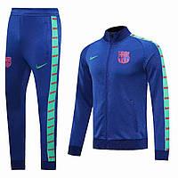 Футбольный спортивный костюм Барселона (FC Barcelona) 2021