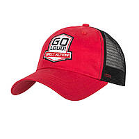 Бейсболка летняя Direct Action® GO LOUD!® Feed Cap - Red, фото 1