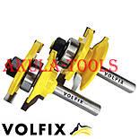 Фрези VOLFIX d8 з 2х фрез для меблевої обв'язки об'єднані рамкові, фото 5