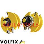 Фрези VOLFIX d8 з 2х фрез для меблевої обв'язки об'єднані рамкові, фото 8