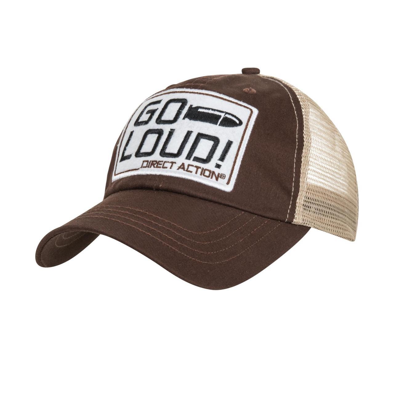 Бейсболка летняя Direct Action® GO LOUD!® Feed Cap - Brown