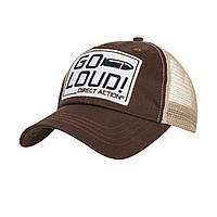 Бейсболка летняя Direct Action® GO LOUD!® Feed Cap - Brown, фото 1