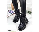 Ботинки зимние на спортивной подошве, фото 3