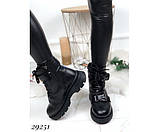 Ботинки зимние на спортивной подошве, фото 4