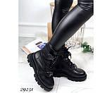 Ботинки зимние на спортивной подошве, фото 6