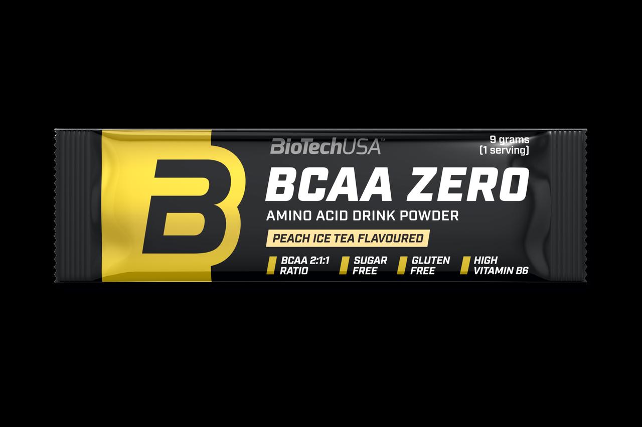 БЦАА Biotech BCAA Zero (9 г) биотеч зеро green apple