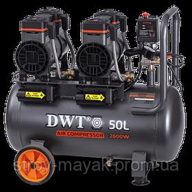 Безмасляный компрессор DWT, K26-50 OA-CU