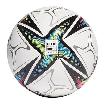 Мяч футзальный Adidas Conext 21 PRO Sala GK3486 Белый, фото 2