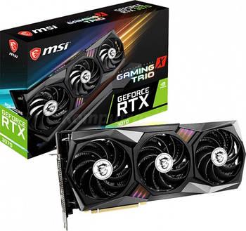 відеокарта MSI GeForce RTX 3070 GAMING X TRIO 8GB