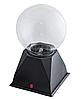 Плазменный шар Молния Plasma ball светильник 12 см, фото 3