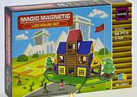Детский магнитный конструктор JH 8853 66 детали Детские конструкторы Конструктор на магнитах