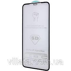 """Защитное стекло 5D Hard (full glue) (тех.пак) для Apple iPhone 12 Pro Max (6.7"""")"""