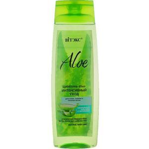 Витэкс - Aloe 97% Шампунь-Elixir для волос Интенсивный уход для сухих, ломких, тусклых волос 400ml