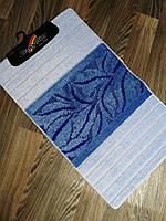 Набір килимків в ванну і туалет 100*60 см