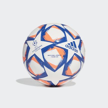 Мяч футбольный Adidas Finale 20 League J290 №5 FS0267 Белый, фото 2