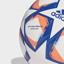 Мяч футбольный Adidas Finale 20 League J290 №5 FS0267 Белый, фото 3