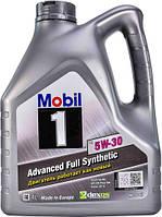 Масло Mobil X1 5W-30 кан. 4л. 152103